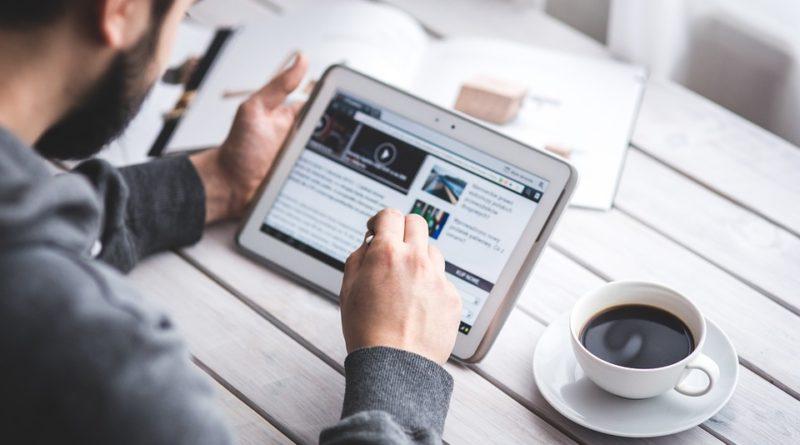 Zriaďte si blog a zarobte si pri stálej práci
