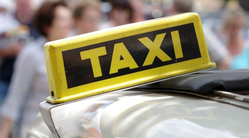 létající taxi